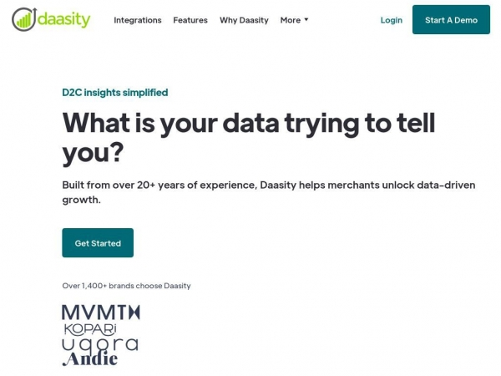 daasity.com