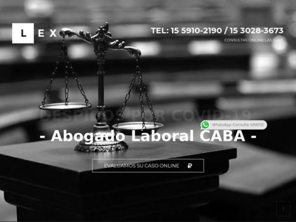abogadolaboralcaba.com.ar